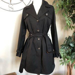 Final price!  Preston & York Women's Trench Coat
